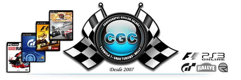 PC PS3 Online | CGC | F1 rFactor GT6 RBR