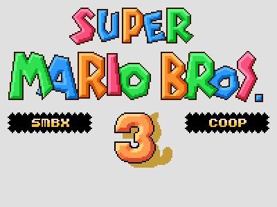 SUPER MARIO BROS  3 REMAKE - Super Mario Bros  X Forums