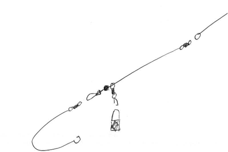 La pêche sur la rivière en hiver sur jerlitsy vidéo