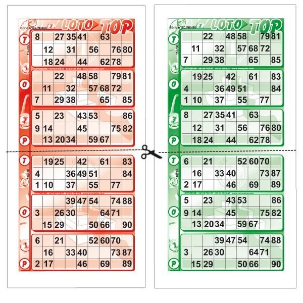 La loterie sprite - Grille de bingo a imprimer gratuit ...