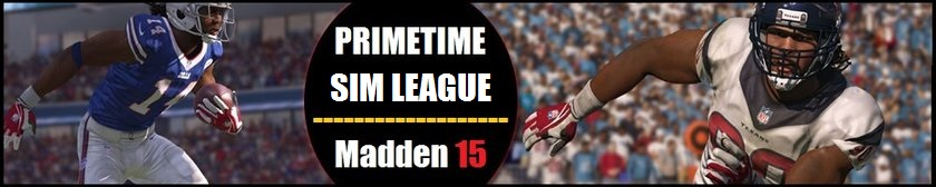 Primetime Sim League