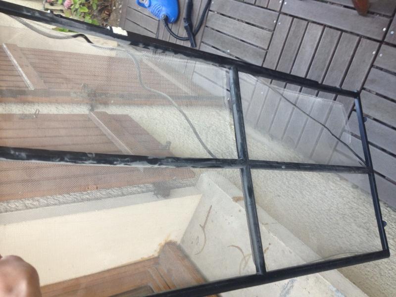 grille terrarium