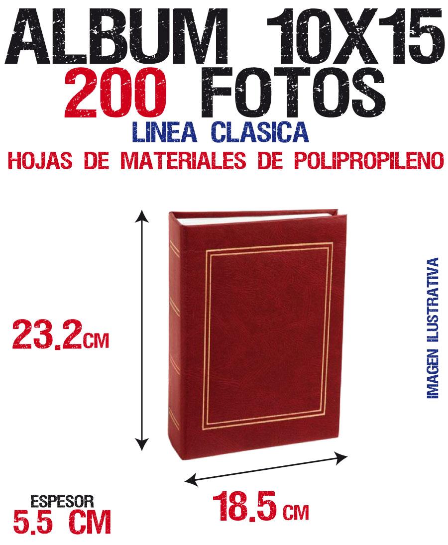 album vertigo 10x15 200 fotos clasico polipropileno lelab 95 flzmd precio d argentina. Black Bedroom Furniture Sets. Home Design Ideas