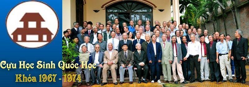 Liên lớp Quốc Học Khóa 1967-1974
