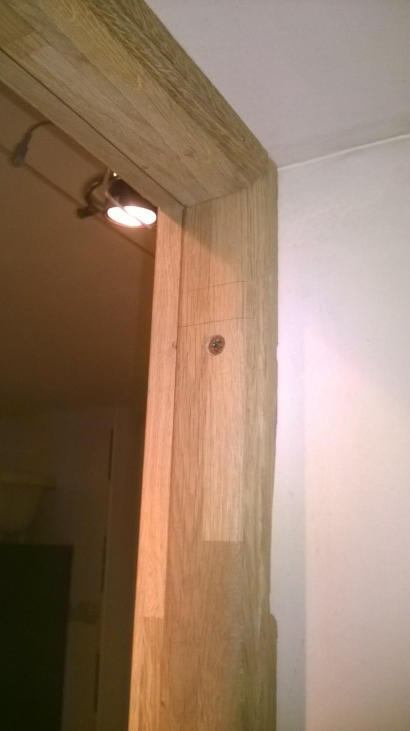 ebrasement de porte. Black Bedroom Furniture Sets. Home Design Ideas
