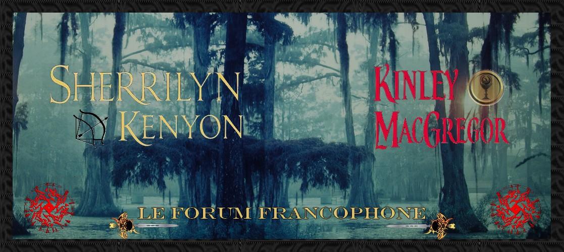 Sherrilyn Kenyon / Kinley MacGregor : le forum (Dark-Hunter Francophone)