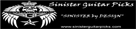 SinisterGuitarPicks