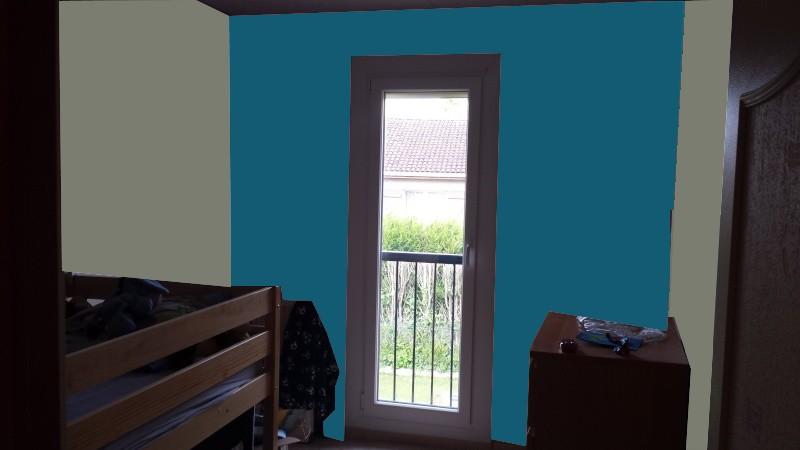 Choix couleurs sol chambre gar on photos - Choix couleur chambre ...