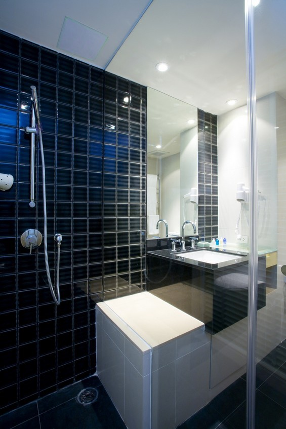 Besoin d 39 id e salle de bain for Idee salle de douche