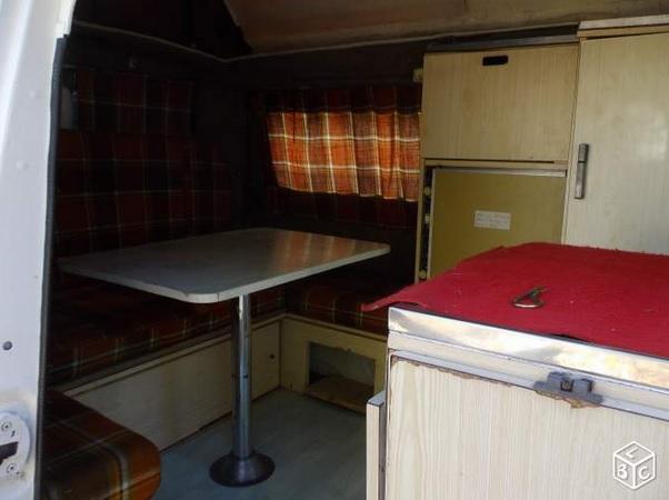 superbe dormobile vendre sur leboncoin. Black Bedroom Furniture Sets. Home Design Ideas