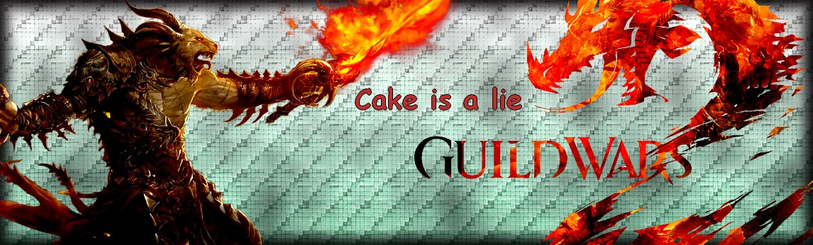 Cake is a lie Guild Wars 2