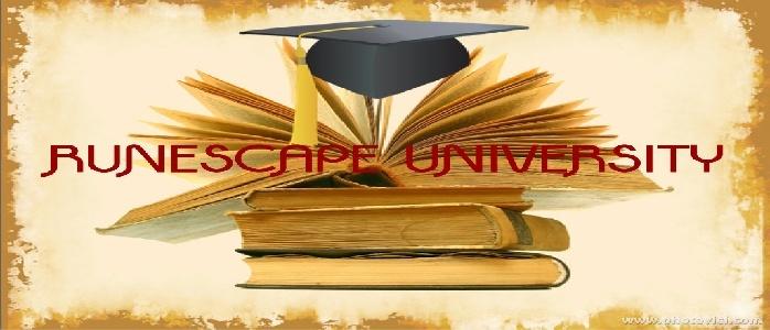 Runescape University