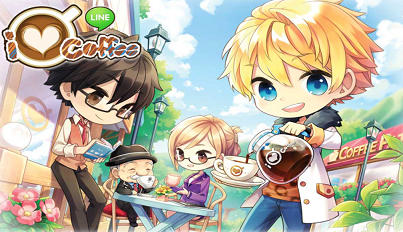 I Love Coffee - Cafe Simulation by Line