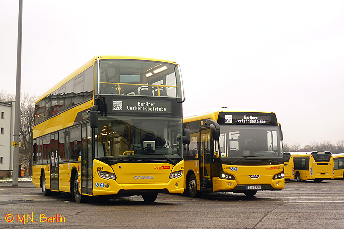 Berlin germany berlin buses with many pictures for Depot aalen
