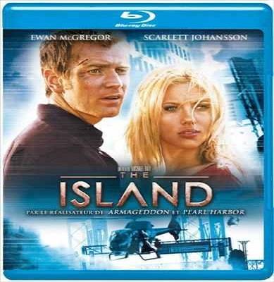 فلم The Island 2005 مترجم بنسخة 720p BluRay