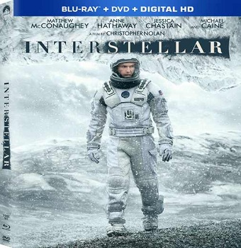 فيلم Interstellar 2014 مترجم بلورى