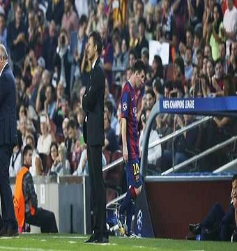 ميسى لن يرحل عن برشلونة