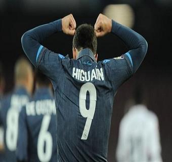 هدف مباراة نابولي 1 x إنتر ميلان 0