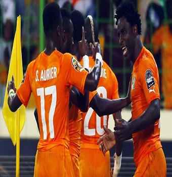 أهداف مباراة كوت ديفوار 3 x الكونغو الديموقراطيه 1