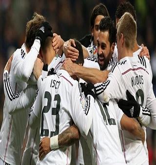 أهداف مباراة ريال مدريد 2 x إشبيلية 1