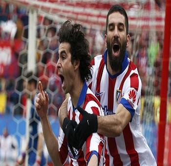 اتلتيكو مدريد يسحق الريال مدريد بـ رباعية نظيفة