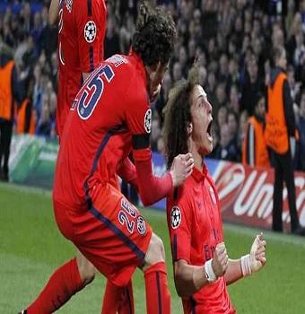 أهداف مباراة تشيلسي 2 x باريس سان جيرمان 2