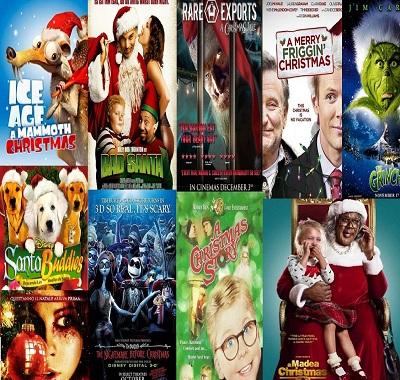 كولكشن أفلام الكريسماس Christmas Movies Pack مترجم