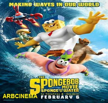 فيلم The SpongeBob Sponge Out of Water 2015 مترجم ديفيدى