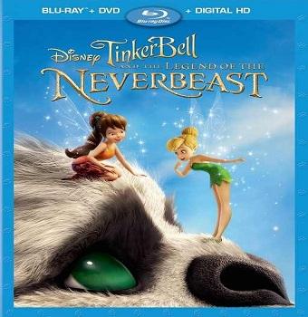 فيلم Tinker Bell and the Legend of the NeverBeast 2014 مترجم