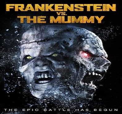 فلم Frankenstein vs The Mummy 2015  مترجم بجودة DvDRip