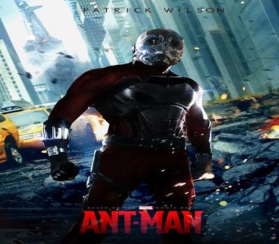 العرض الدعائى الاول لفيلم Ant-Man 2015