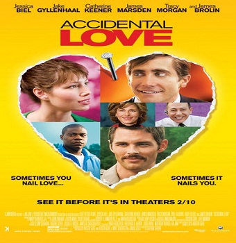 فيلم Accidental Love 2015 مترجم WEB-DL