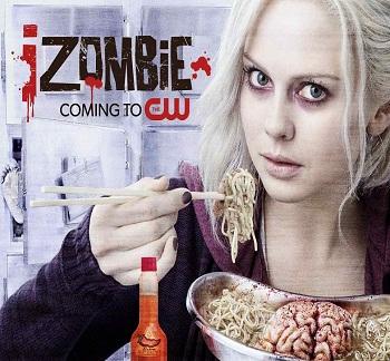 أعلان مسلسل iZombie 2015