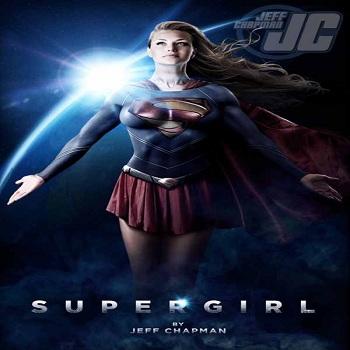 تعرف على بطلة مسلسل SuperGirl 2015