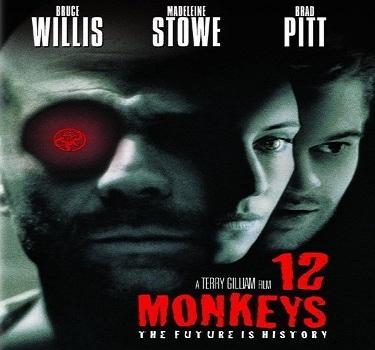 فيلم Twelve Monkeys 1995 مترجم 720p BluRay