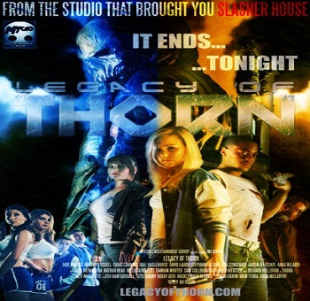 فيلم Legacy of Thorn 2014 مترجم HDRip