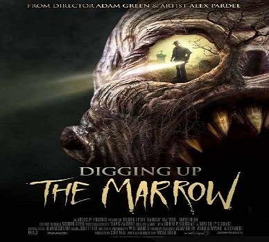 فيلم Digging Up the Marrow 2014 مترجم HDRip