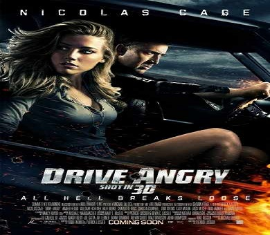 فيلم Drive Angry 2011 مترجم  BluRay 720p