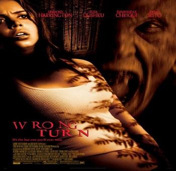 فيلم Wrong Turn 2003 مترجم 720p BluRay