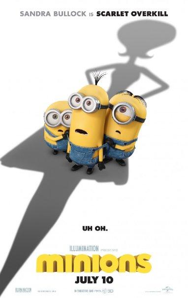 الدعائى Minions 2015 Official trailer mv5bmt29.jpg