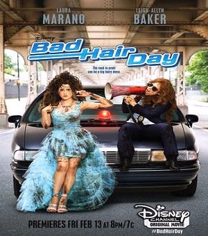 فيلم Bad Hair Day 2015 مترجم HDTV