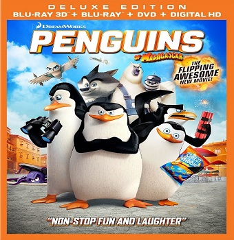 فلم Penguins of Madagascar 2014 مترجم بنسخة BluRay