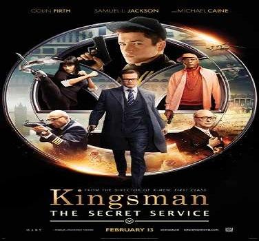 فيلم kingsman The Secret Service 2015 مترجم