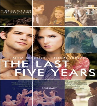 فيلم The Last Five Years 2014 مترجم 576p WEB-DL