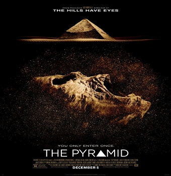 فيلم The Pyramid 2014 مترجم HDRip