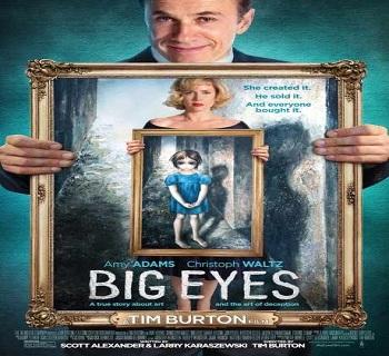 فيلم Big Eyes 2014 مترجم
