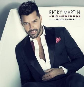 ألبوم Ricky Martin A Quien Quiera Escuchar 2015 كامل