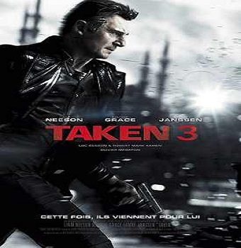 فلم Taken 3 2015 مترجم