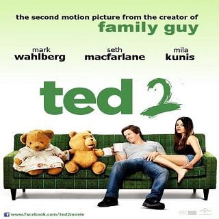 العرض الدعائى الاول لـ Ted 2 2015 الرسمى