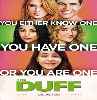 فيلم The DUFF 2015 مترجم HDRip - CAM Audio
